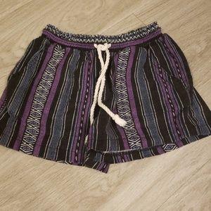Mossimo Fabric Shorts